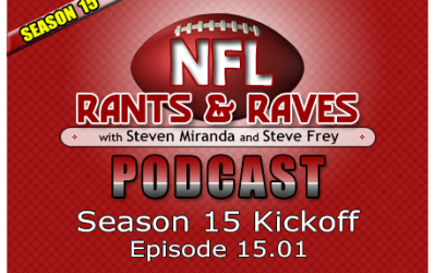 Episode 15.01 – Season 15 Kickoff