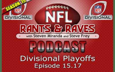 Episode 15.17 – Divisional Playoffs Show