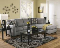 Buy Ashley Zella Sectional Sofa Right Hand Chase in ...
