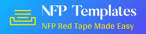 NFP Templates - NFP Red Tape Made Easy