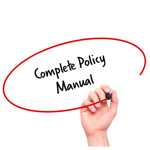 Not For Profit (NFP) Templates - BYO Policy Manual