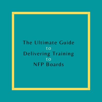 Ultimate Guide To Training For NFP Boards