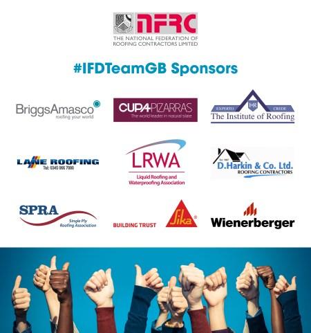 IFDTeamGBSponsors