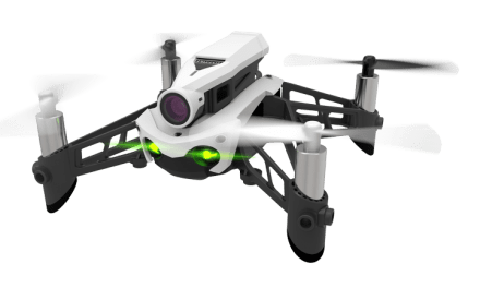 Parrot Mambo FPV : performance et immersion
