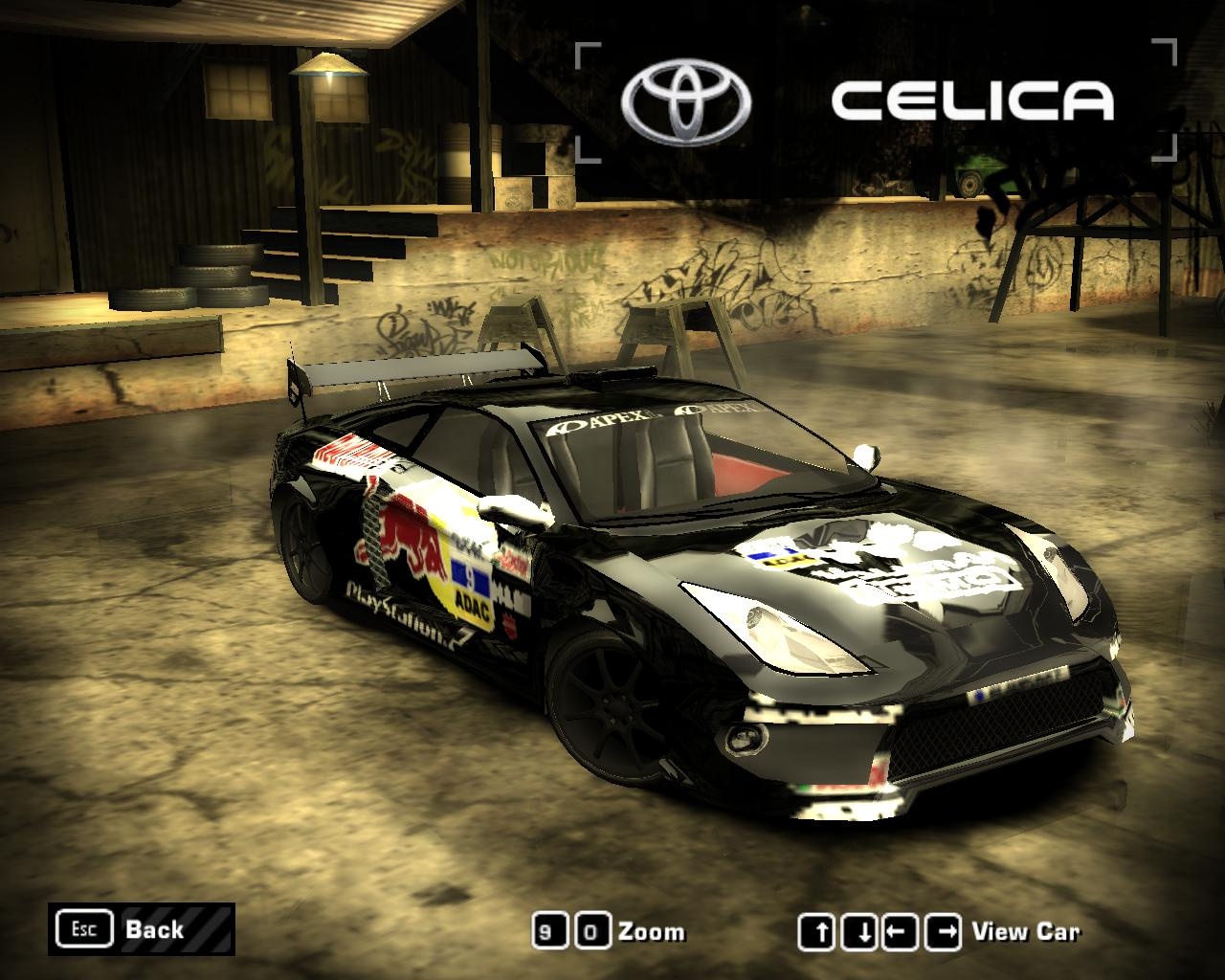 Nfs Most Wanted 2 Cars Wallpapers Need For Speed Most Wanted Cars By Toyota Page 2 Nfscars
