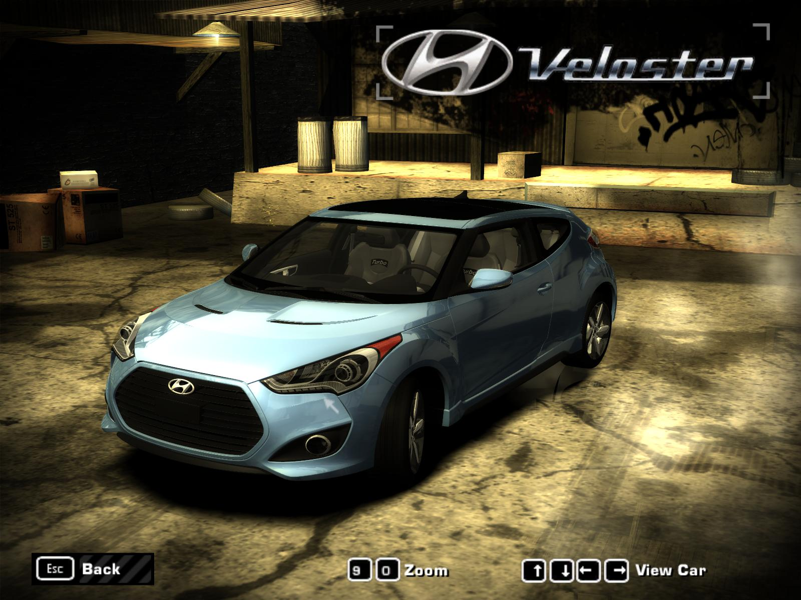 Sonata Wallpaper Car Need For Speed Most Wanted 2013 Hyundai Veloster Turbo