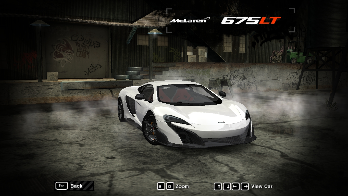 Nfs Most Wanted 2 Cars Wallpapers Need For Speed Most Wanted Mclaren 675lt Nfscars
