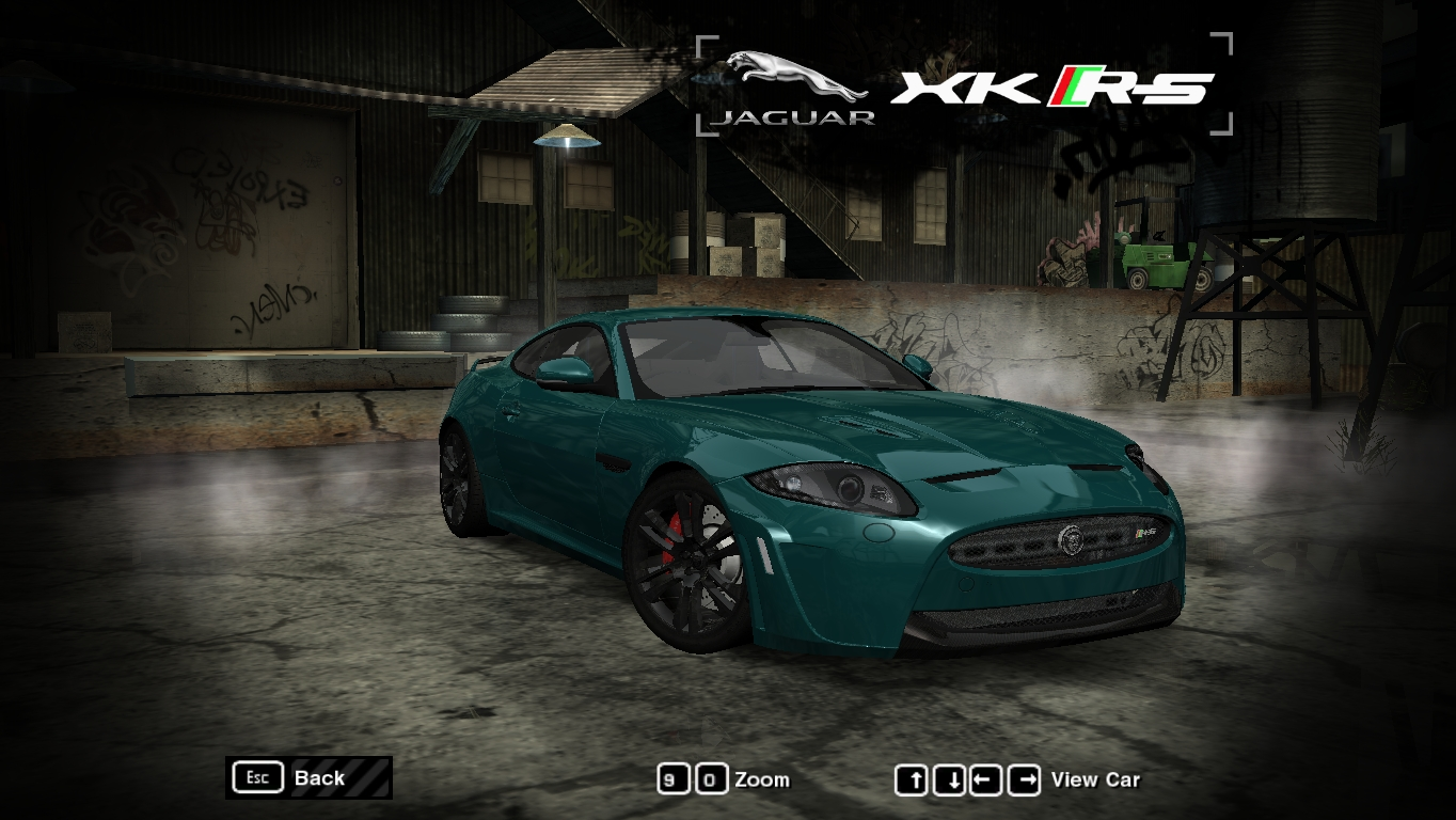 Need For Speed Most Wanted Jaguar XKR S NFSCars