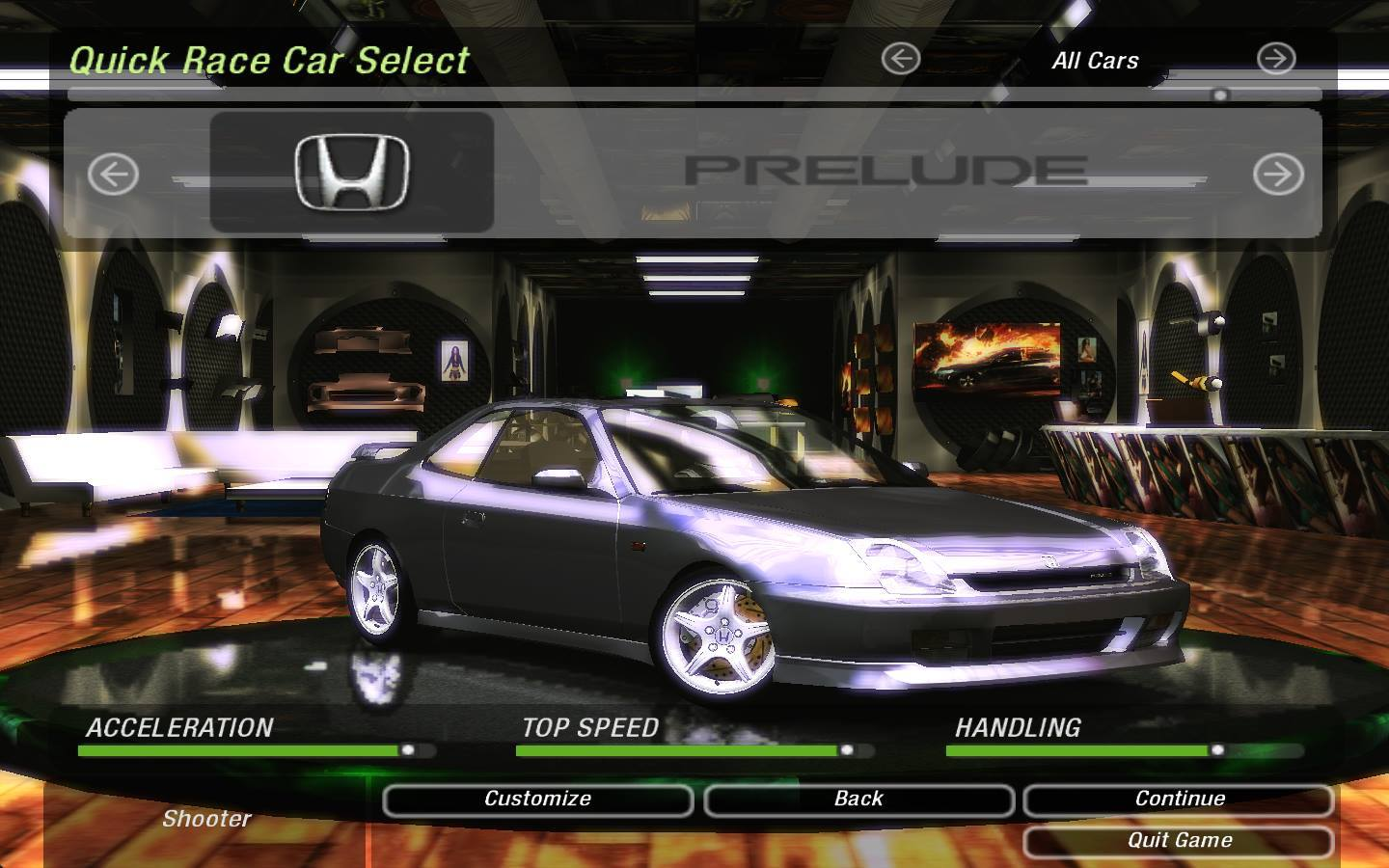 Need For Speed Underground 2 Honda Prelude NFSCars
