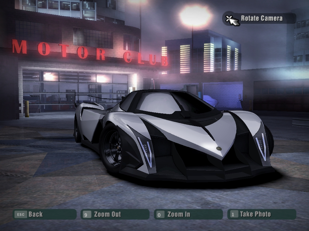 New Car Wallpaper Download Hd Need For Speed Carbon Various Devel Sixteen Prototype