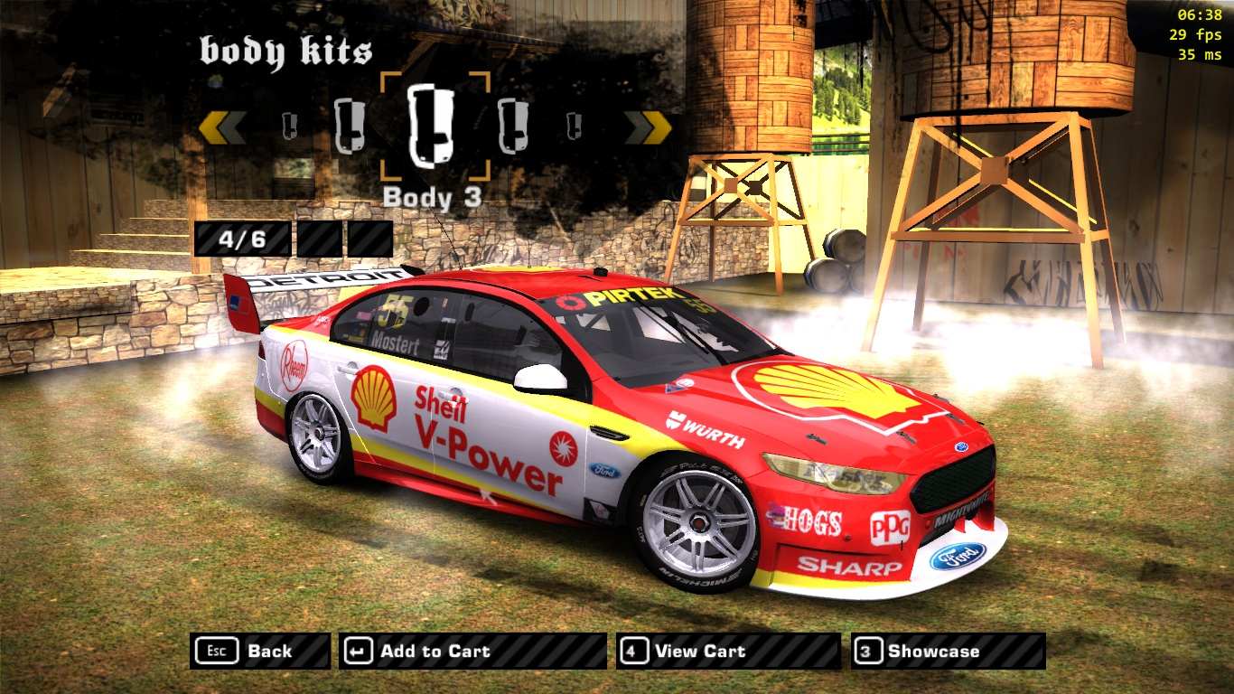 Fast 7 Car Wallpapers Need For Speed Most Wanted Ford Falcon V8 Supercars Nfscars