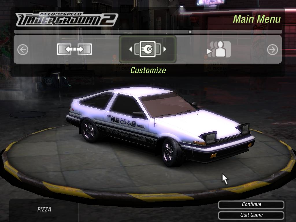 Need For Speed World Cars Wallpaper Initial D Ae86 4rm Part 1 By Fugitive222 Need For Speed