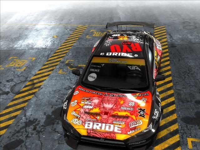 Ryo Watanabe by Vladi_08  Need For Speed Pro Street  NFSCars