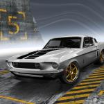 Fast Furious 6 1969 Ford Mustang On Shelby Gt500 By Mido3504 Need For Speed Pro Street Nfscars