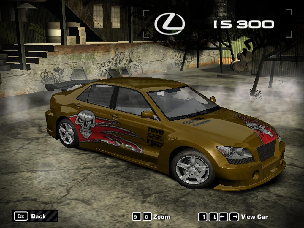 All Blacklist Vinyls by Tokyo_Drift  Need For Speed Most