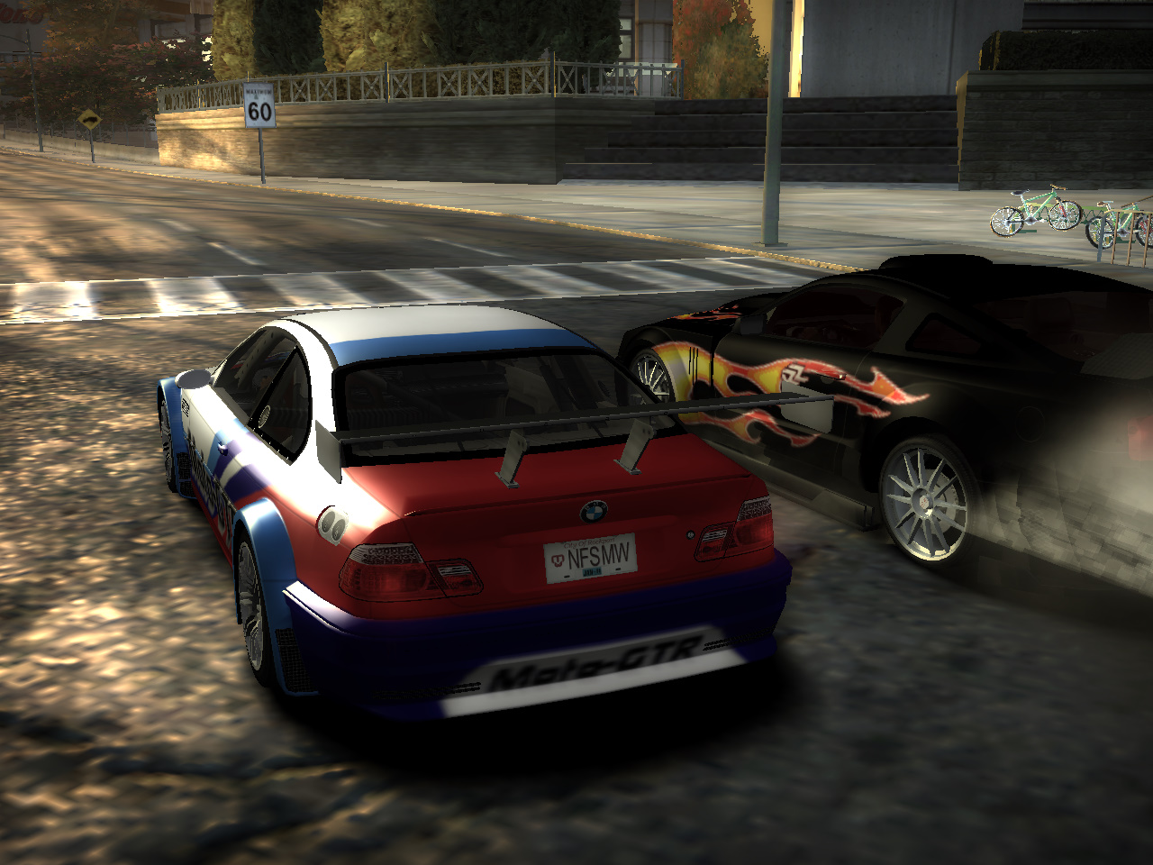 NFS Most Wanted 510 PSP BMW M3 GTR Vinyl by Musa  Need For Speed Most Wanted  NFSCars