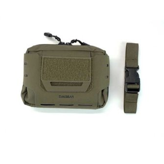 DMGear Multifunction Tactical Medical Bag First Aid Kit Molle System Accessories Pouch11