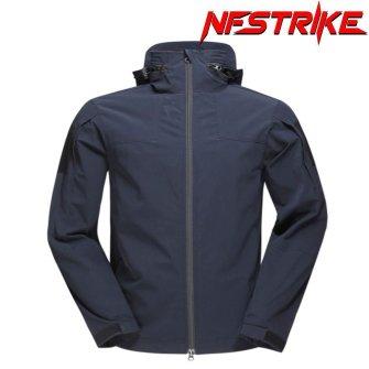 NFSTRIKE EVOLUTION IN BATTLE Tactical Soft Shell Jacket