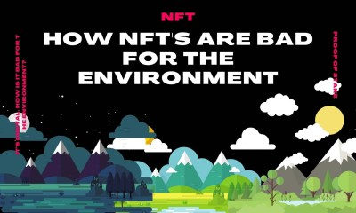 How nfts are bad for the environment
