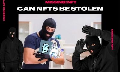 CAN NFT'S BE STOLEN