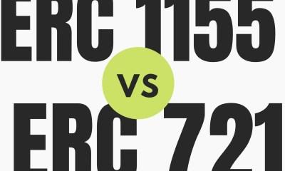 ERC 1155 VS ERC 721