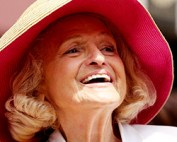 Edie Windsor, Grand Marshall at the Gay Pride parade