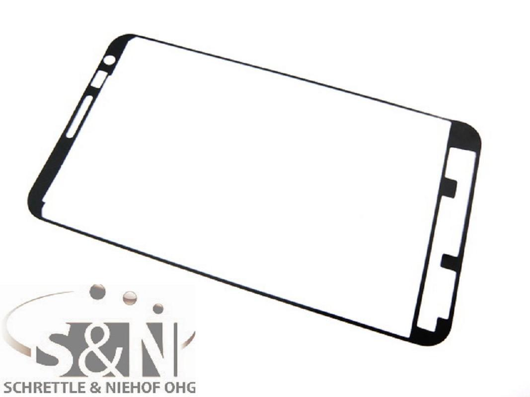 Samsung Galaxy Note GT-N7000 Kleber Touchscreen Glas
