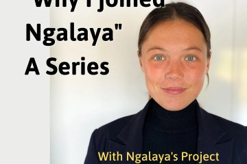 Featured image for Why I joined Ngalaya: A Series