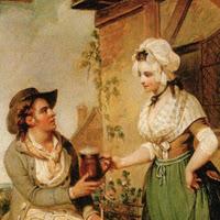 Porta-House Ale by Henry Singleton 1790