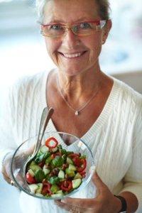 foods for better senior vision