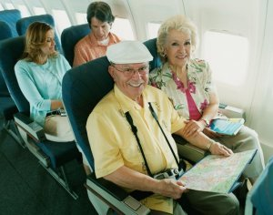 Travel with Seniors