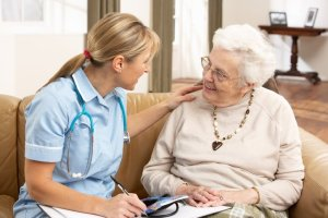 skilled nursing care at home