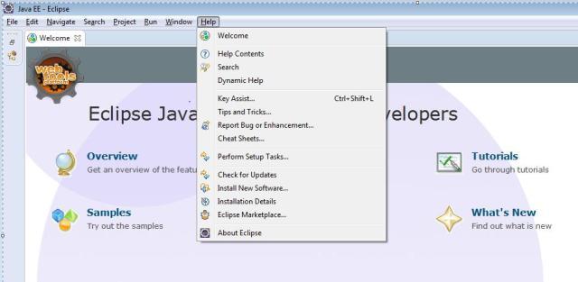 Installing Hibernate Tools in Eclipse Juno