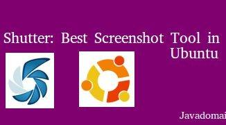 Shutter screenshot tool featured image