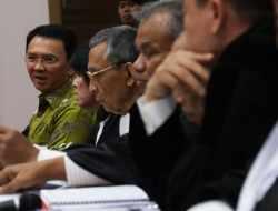 Waduh, Penahanan Ahok Dianggap Jadi Kekhilafan Hakim