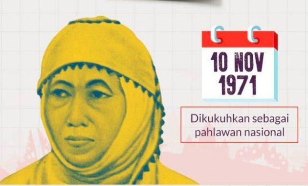 Pahlawan Nasional Wanita