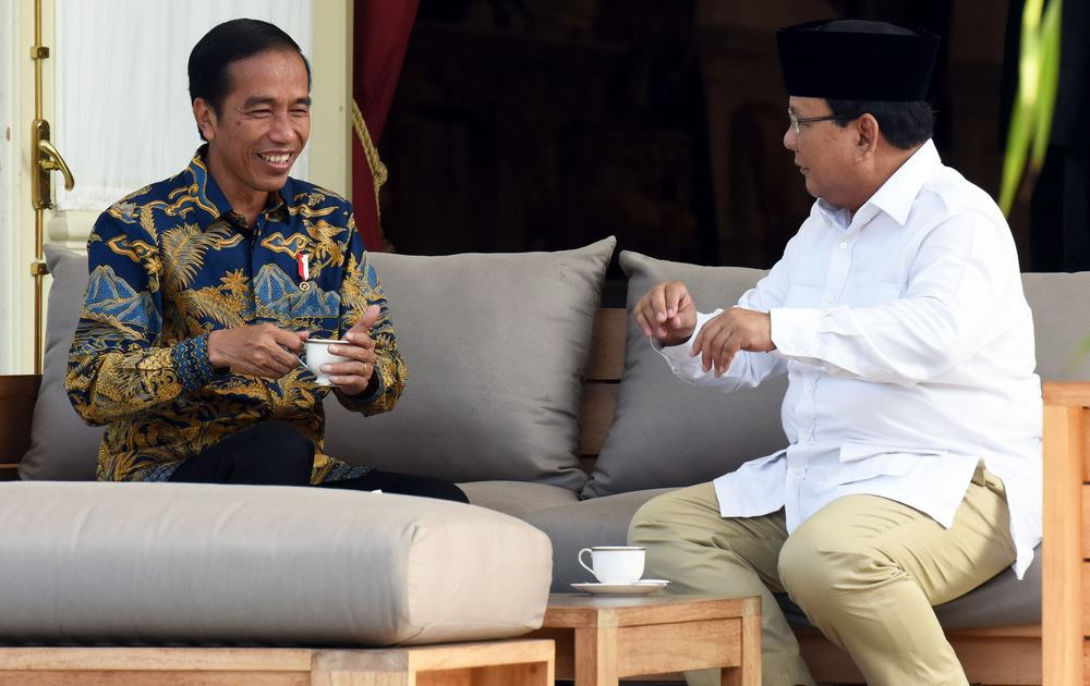 Prabowo Unggul