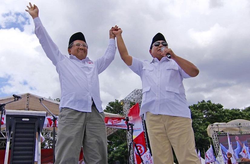 Ujian Kesetiaan Prabowo-PKS