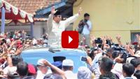 Prabowo Marah Jangan Dorong Rakyat