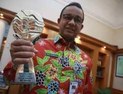 Dalam Sepekan, Pemprov DKI Jakarta Berhasil Raih 5 Penghargaan