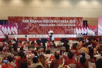 Jokowi Sindir Emak-Emak Pencinta Barang Impor