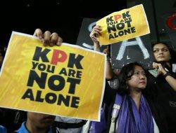 Di Balik Revisi UU KPK: Ternyata Diusulkan Oleh 5 Partai Pendukung Jokowi