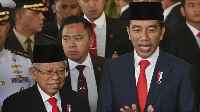 Ini Kata Jokowi dan Ma'ruf Amin Soal Larangan Cadar di Instansi Pemerintah