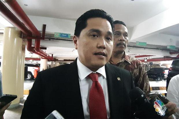Erick Thohir Ungkap Utang Krakatau Steel, Hampir Rp 40 Triliun