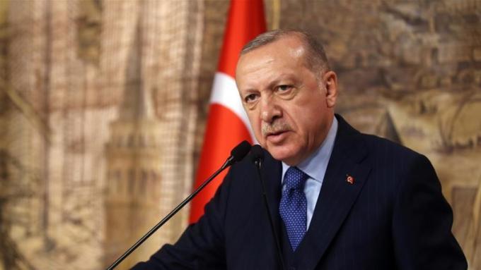 Presiden Erdogan Mengecam Keras Pembantaian Muslim di India