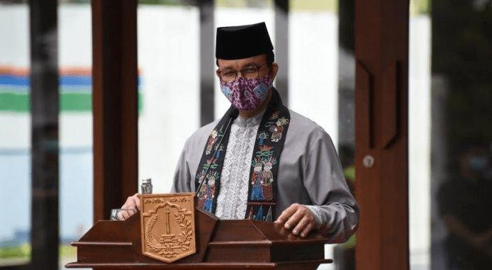 Anies Resmikan Masjid Amir Hamzah, Warganet: Terima Kasih Pak Gubernur