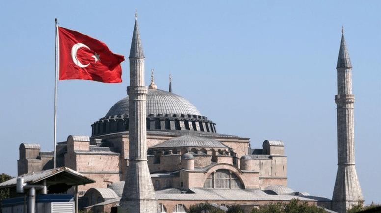 Amerika Serikat Akui Kecewa Hagia Sophia Alih Fungsi Sebagai Masjid