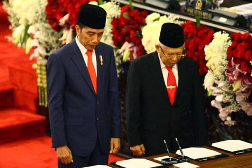 Jokowi Ma'ruf Utang Negara