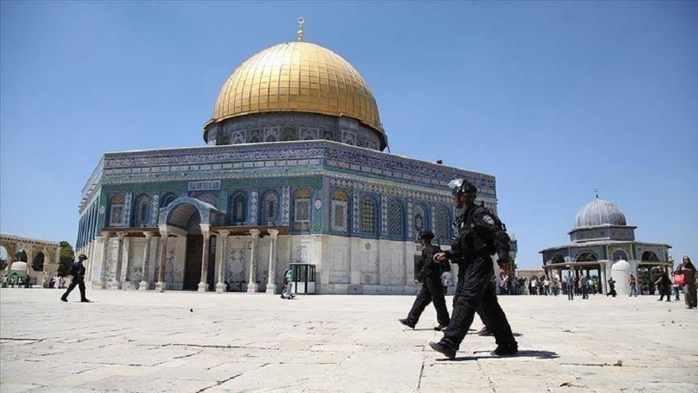 Israel Larang Sholat Jumat di Masjid Al-Aqsa