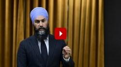 Jagmeet Singh Islamophobia in Canada